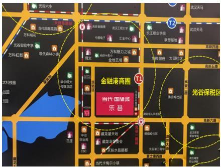 """【图画武汉NO.3】纵观光谷""""芯"""",这个商业体不简单"""