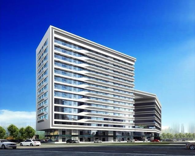 空港中心目前在售写字楼、全装修公寓、酒店、独栋商墅;A座写字楼可租可售,均价10000元/㎡,团购2万享97折;