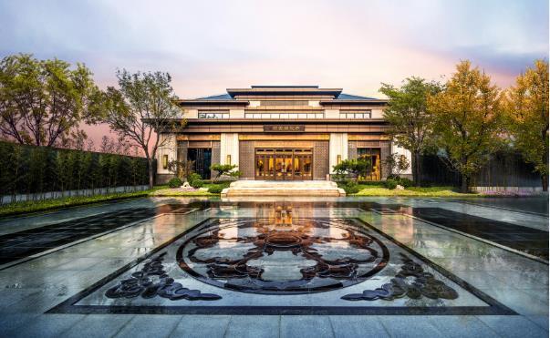 御赏中国院——9个月80亿!解密丽春湖院子