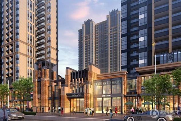 枫泽星都汇预计4月底加推C区6、8号楼建面约99平三房
