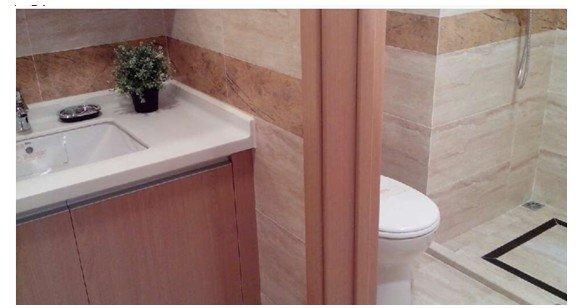 干湿分区 1.5个卫生间 万科汉口传奇 户型装修大揭密 高清图片