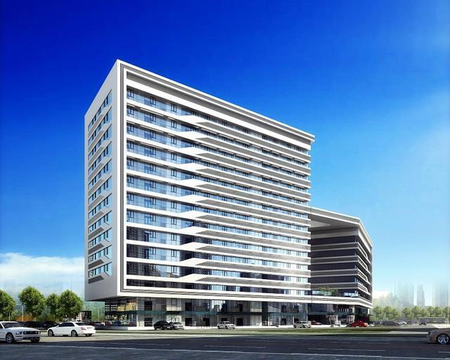 空港中心B座公寓还有少量房源在售