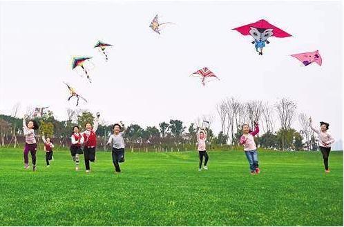庭瑞U-ME:风筝DIY和春天来场约会