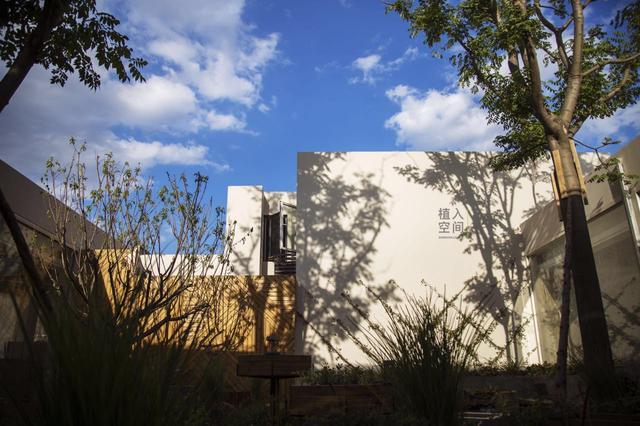 从斯坦福手绘的房产姑娘_花房武汉站_腾讯网景观设计走出草图与图片