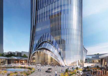 新世界中国打造武汉周大福金融中心 助力建设国际化大都市