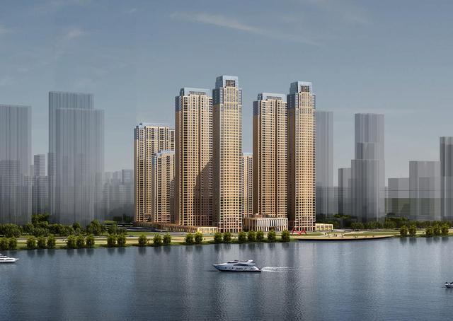 武汉滨江·金茂府售楼部预计4月开放,敬请关注!
