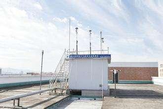 同安新建空气质量监测站 预计将于下月底正式投用