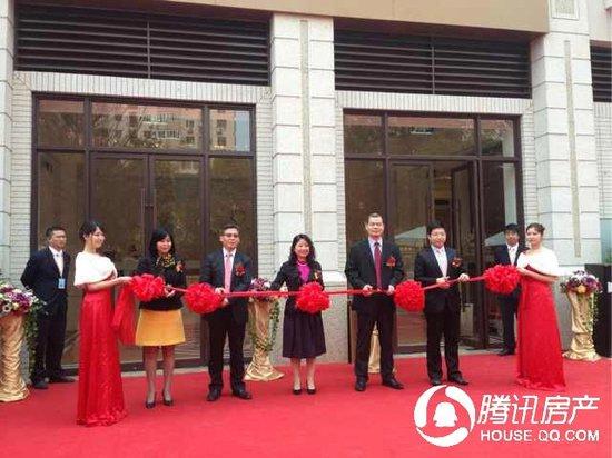 信和·中央广场:拟4月底开盘 营销中心开放