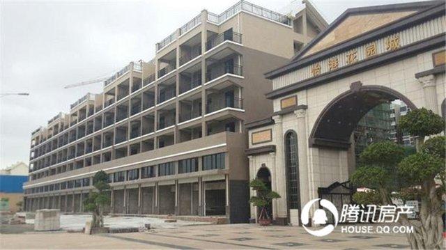 怡港花园城:112-189平花园三房在售 均价5200元/平
