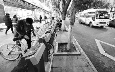 公共自行车征服南安市民心 今年第三季度前市区将再增49个站点