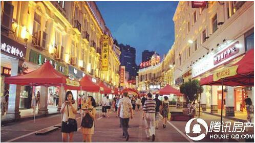 热门景区与传统商业核交集下的新南中