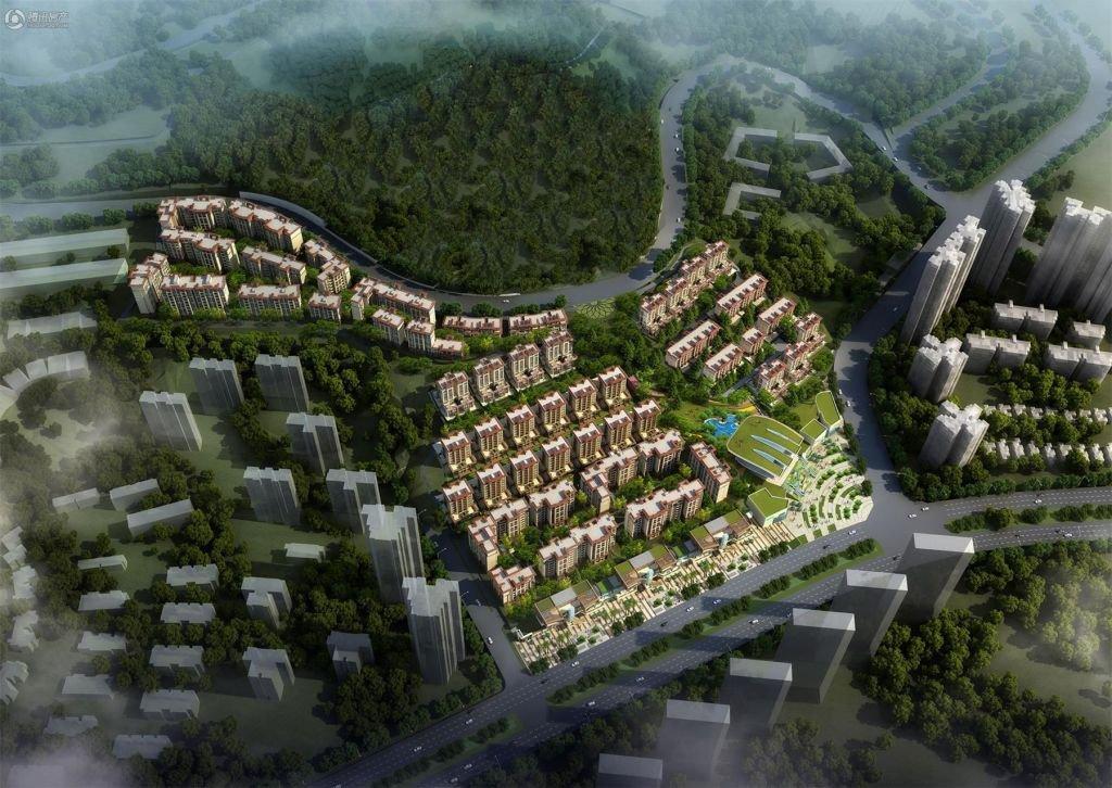 信和・中央广场:岛内絶版豪宅93-175平米2-4房