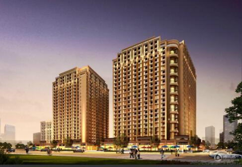 金石滨海康桥:超低首付单身公寓、复式在售明年底交房