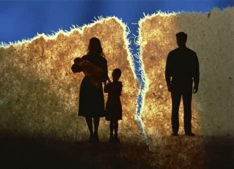 房价上涨引发中国式离婚潮 金婚变离婚