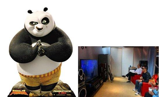 3d《功夫熊猫》