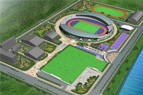 厦门要建新的市体育中心了 初步选址于岛外东部新城