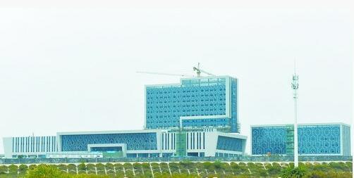 翔安全力推进重大重点项目建设 翔安医院8月开门迎客