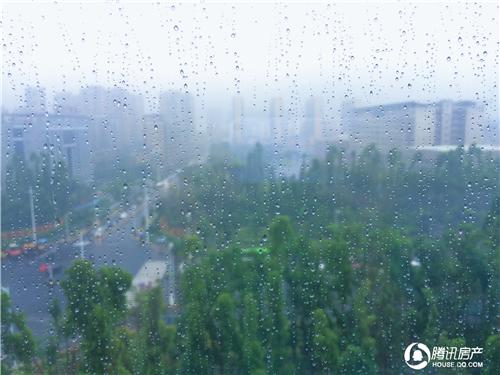 这个月厦门只下了一场雨 一下就是……