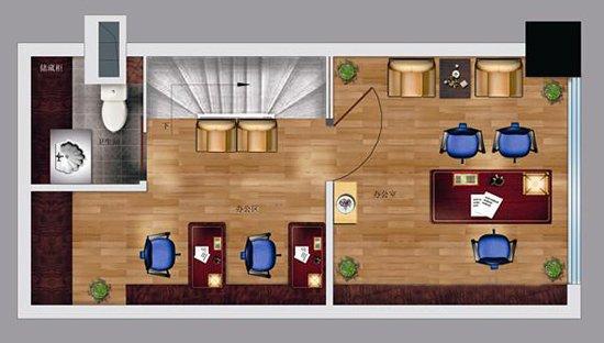 新都·国际:花一居室的钱住三房 三组团将推