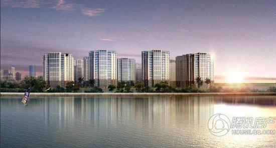 海景房送双车位 中铁元湾打造南中国高端社区