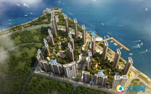 君悦黄金海岸:4月加推1号楼41-76平单身公寓