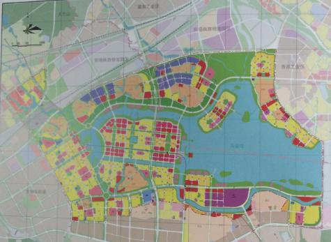 区$���������!�m�y�#�.b9�-_马銮湾以后将会这样建!起步区新官方规划出炉!