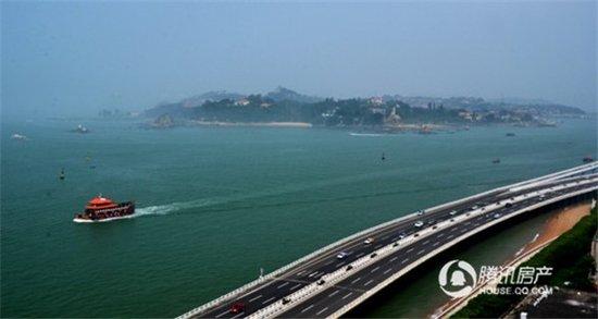 世茂海峡大厦:厦门惊现1.5亿元房产!