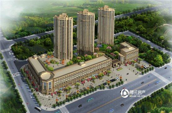 唐荣天润新城:样板房5.18开放 2-3房将推