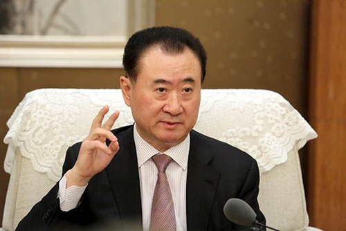 王健林:万达目前在去地产化 未来或进入航空产业