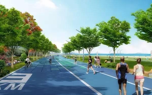 """厦门岛外要建""""全程马拉松赛道""""!分三期建成,最新规划抢先看!"""