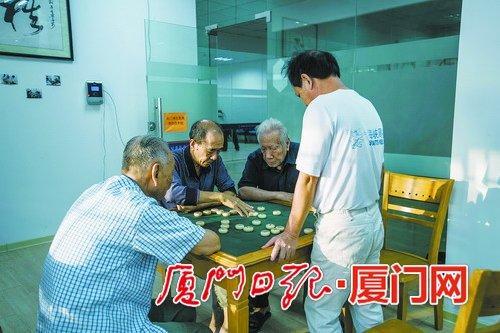 思明区积极推进养老服务 将实现居家社区养老服务全覆盖