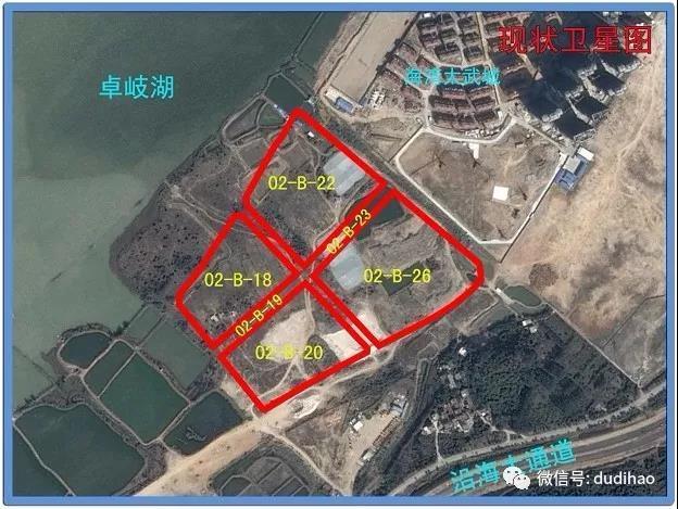 龙海市月港新区规划图