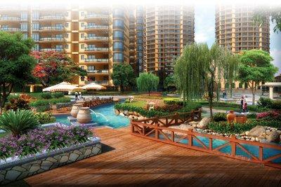 锦辉国际花园:37-190平在售 均价6280元/平起