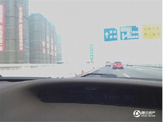 中海锦城国际:多走五分钟,让厦门人有房有车