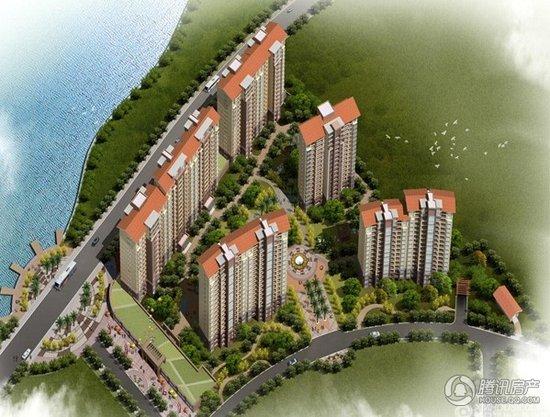 芸溪溪湖尚景:122-139平三房均价7500元/平米