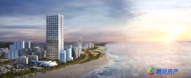 时代中心:扼守两岸发展繁华高地 成就世界湾区范本