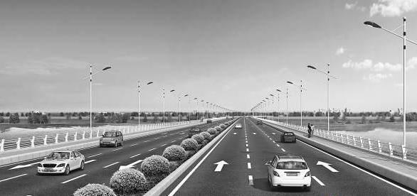龙江大道二标段明年初通车 龙海到厦门车程缩短半小时