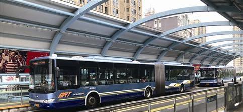 厦门BRT即将迎来大升级 年内实现5G智能驾驶