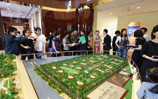 中铁元湾豪宅典范 20日逆势开盘热销2个亿