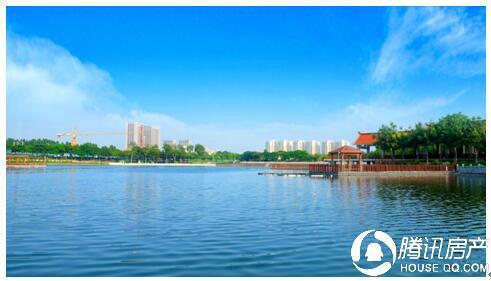 翔鹭湖畔学府:5.20 千言万语不如与你在家看风景!