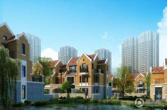 禹洲·溪堤尚城:高层精装近期加推 7818元/平起