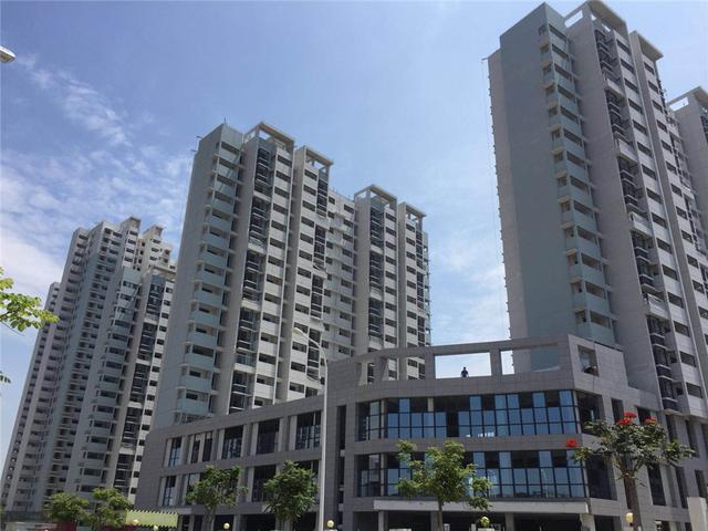 市建设局 新阳居住区一期预计竣工时间2019年1月