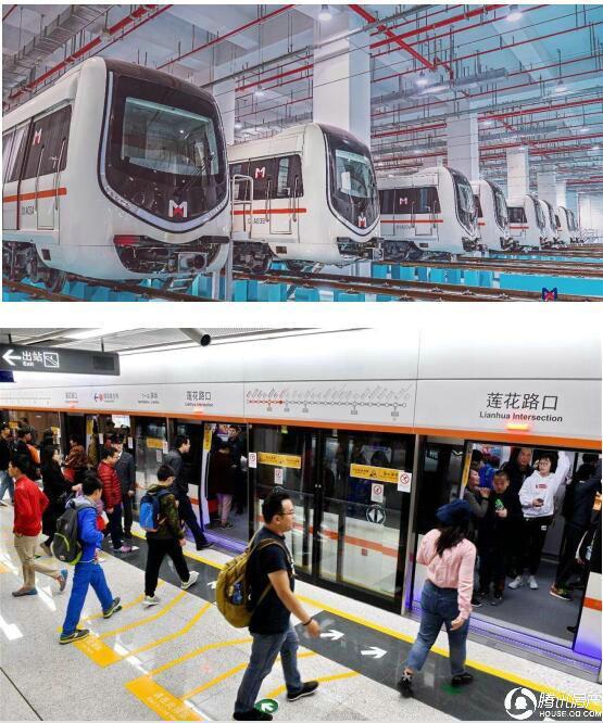 龙湖·春江郦城:地铁通车1周,大数据一览