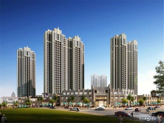 中海锦城国际:拟5月推首批房源 样板房已开放