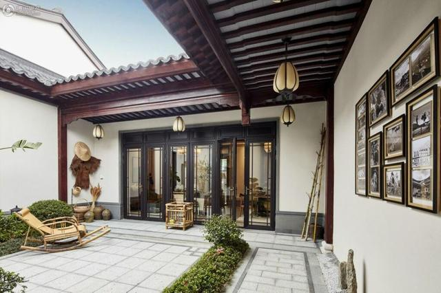 最爱中国风 有钱人都想来一套的新中式豪宅别墅