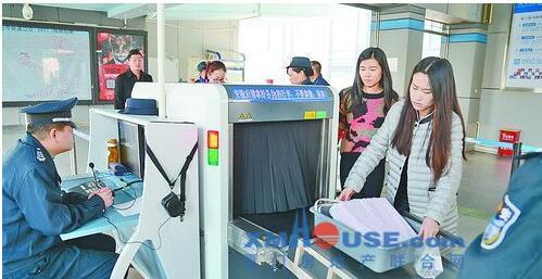 厦门BRT安检机新增6个站点 已在20个站点投用21台图片