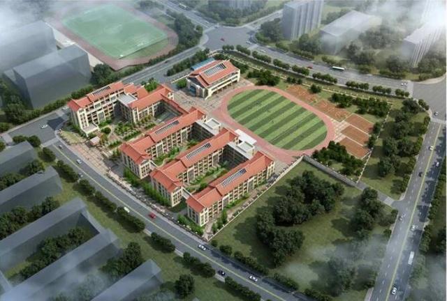 集美新城亭北学校开工建设 一站式学校弥补教育短板