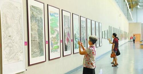 多个各具特色的展览推出 长假逛展感受艺术魅力