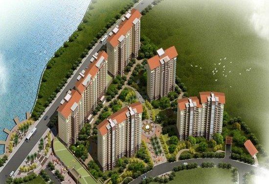芸溪溪湖尚景:推122-139平三房7500元每平