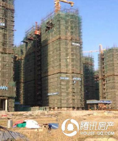 万豪天悦广场:工程稳步推进 多栋楼宇即将封顶